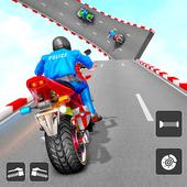 Police Bike Stunt警察摩托车特技